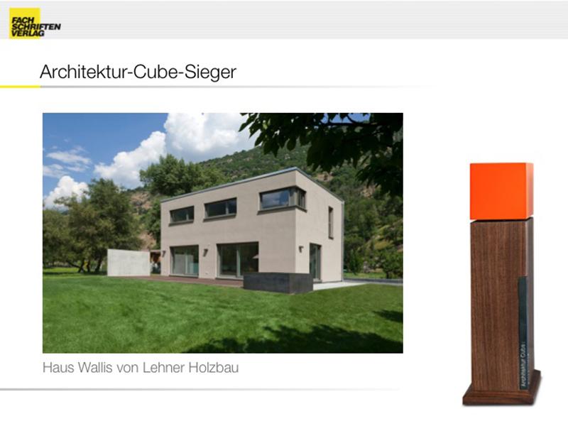 Architektur-Cube 2016