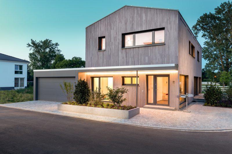 Holzhaus Stuttgart architektenhäuser in holzbauweise lehner holzhaus gmbh bonndorf
