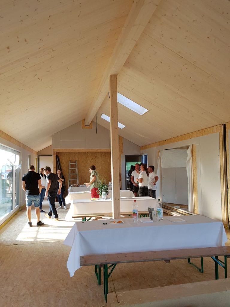 richtfest lehner holzhaus bonndorf im schwarzwald. Black Bedroom Furniture Sets. Home Design Ideas