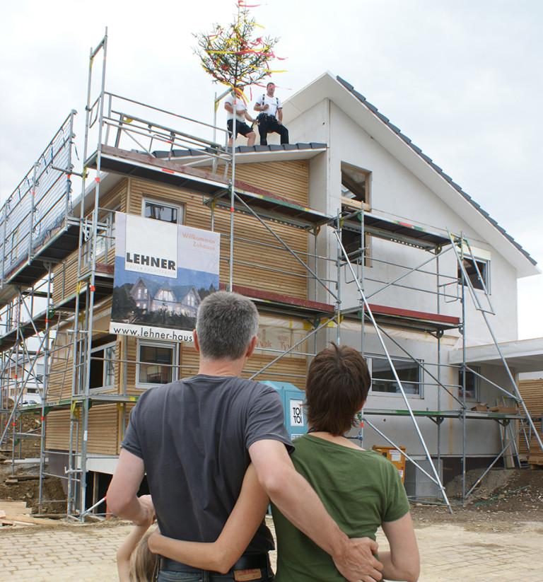 Warum ein Lehner Holzhaus aus Bonndorf im Schwarzwald?